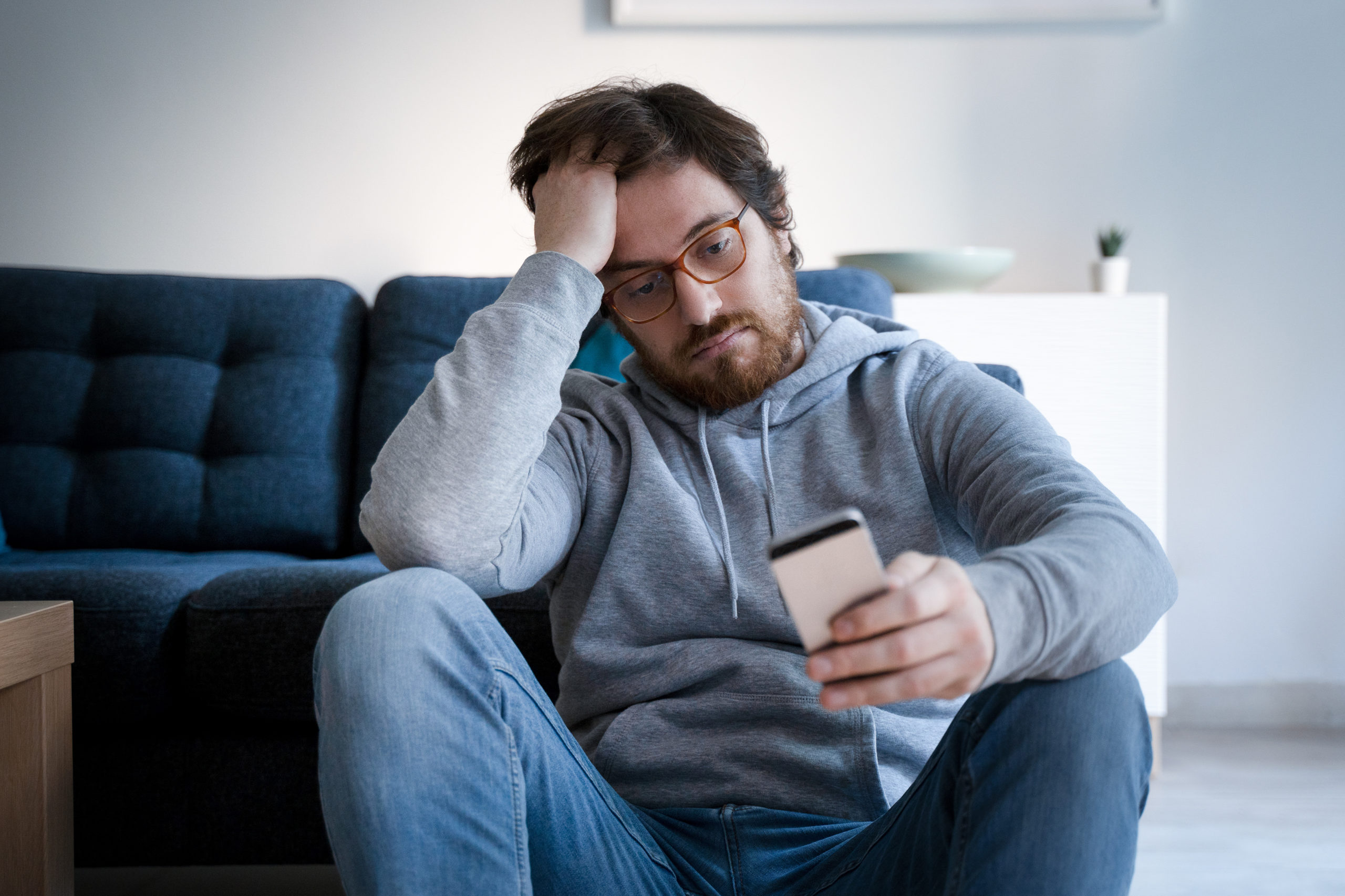 Calls To Addiction Centers Spike During COVID-19