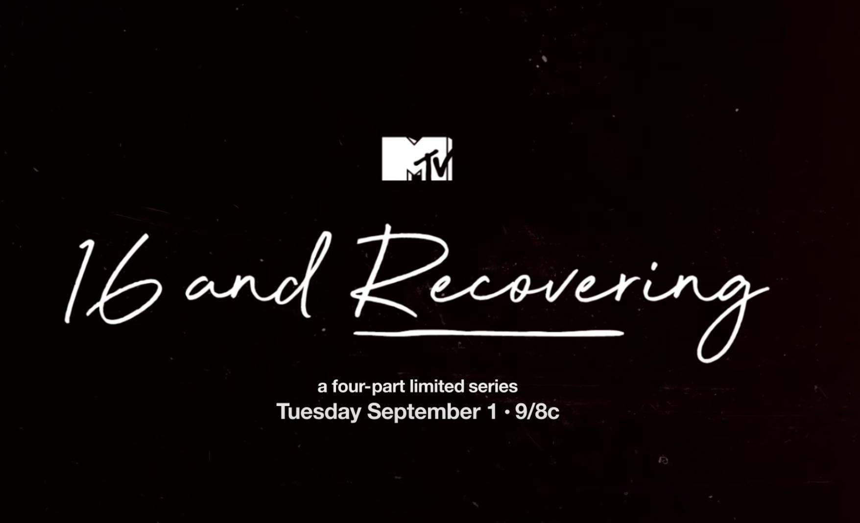 New MTV Show Explores Teen Addictions