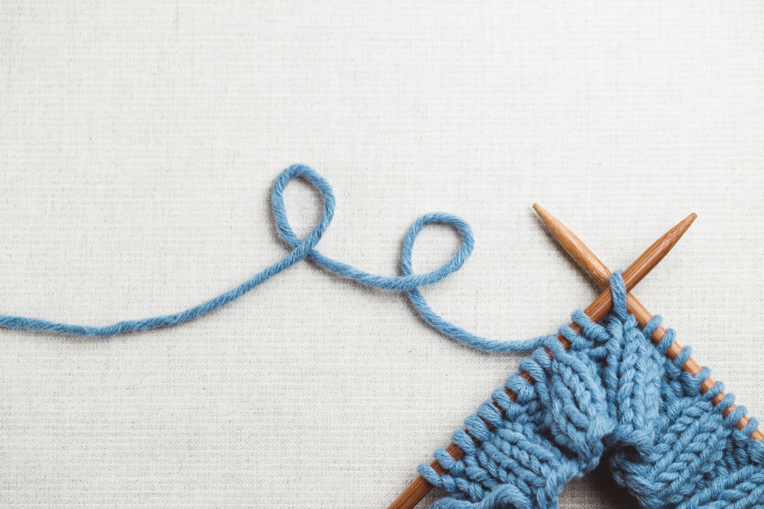 Knitting Becomes New Recovery Tool